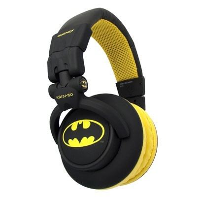 Batman Stereo Headphones