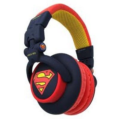 Superman Stereo HEadphones