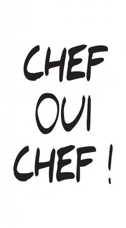 Chef Oui Chef