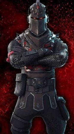 Chevalier Noir Fortnite