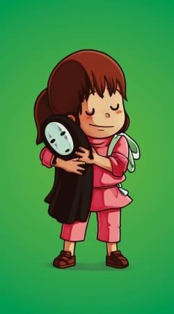 Chihiro Free Hugs
