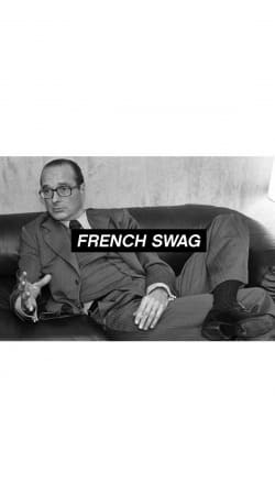 Chirac French Swag