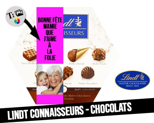 Chocolate assortment LINDT Connaisseurs