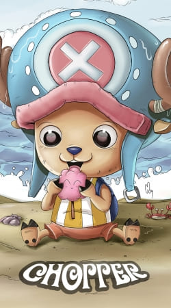 Artwork Chopper do Samsung Galaxy ACE 2 i8160