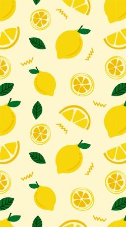 Citrus Summer Yellow