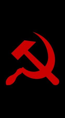 Communiste faucille et marteau
