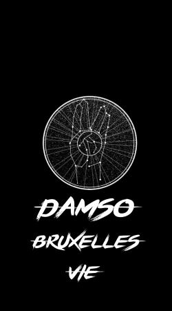 Damso Bruxelles Vie