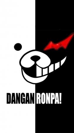 Danganronpa bear