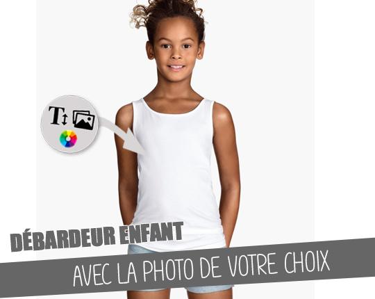 Child's tank top