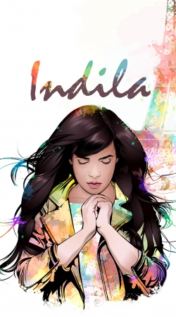 Artwork Derniere Danse by Indila do Samsung Galaxy Young S6310