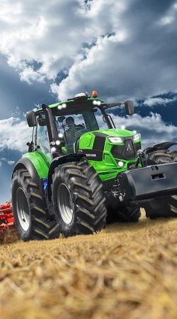 deutz fahr tractor
