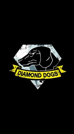 Diamond Dogs Solid Snake