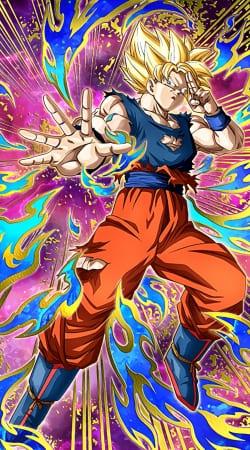 Dokkan Battle Goku Gratitude And Respect
