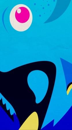 Dory Blue Fish