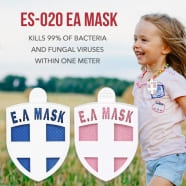 EA Mask Virus & germs Killer