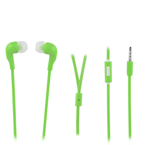 Stereo Headphones Green