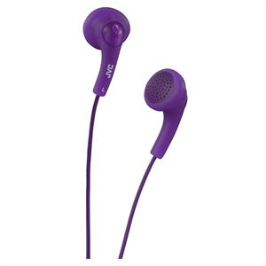 Stereo Headphones Purple