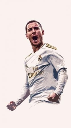 Eden Hazard Madrid