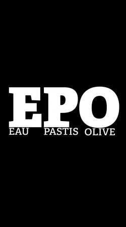 EPO Eau Pastis Olive