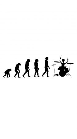 Evolution of Drummer