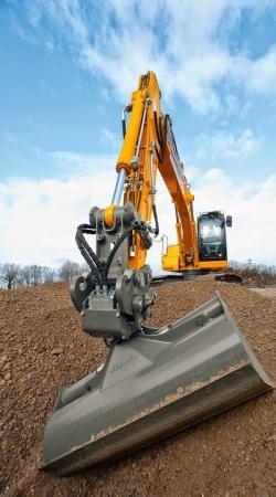 excavator - shovel - digger