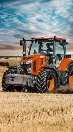 Farm tractor Kubota