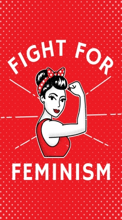 Fight for feminism