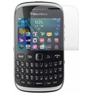 2 Protective Screen Films Blackberry Curve 9320