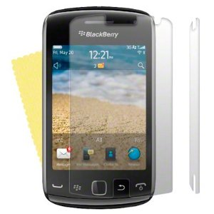 2 Protective Screen Film Blackberry Curve 9320