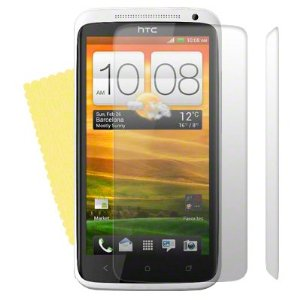 2 Protective Screen Film HTC One X