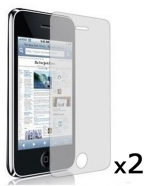 2 displayschutzfolie Iphone 3G/S