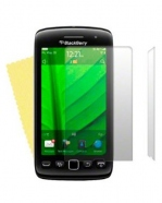 2 displayschutzfolie Blackberry Torch 9860