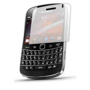 2 Protective Screen Films Blackberry Bold 9900