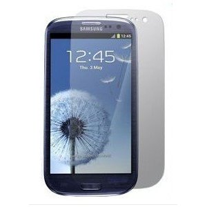 Protective Screen Film Samsung Galaxy S III i9300
