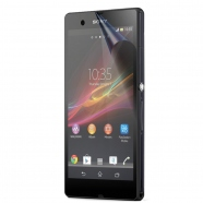 2 Protective Screen Film Sony Xperia Z