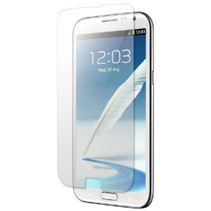 Anti Scratch LCD Screen Cover Film Protectors for the Samsung Galaxy Note 2 II