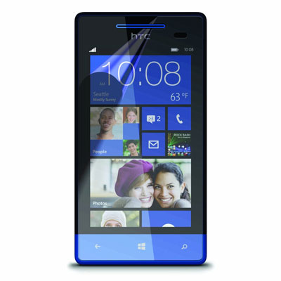Screen Protector 2-in-1 Pack - HTC 8S