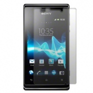 2 in 1 Sony Xperia E Displayschutzfolie