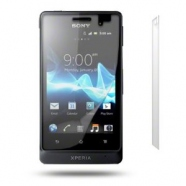 2 Protective Screen Film Sony Xperia Go ST27i
