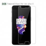 OnePlus 5 Screen Protector - Premium Tempered Glass