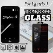 LG Stylus 3 Screen Protector - Premium Tempered Glass