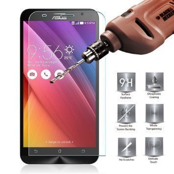 Asus Zenfone Max ZC550KL Screen Protector - Premium Tempered Glass