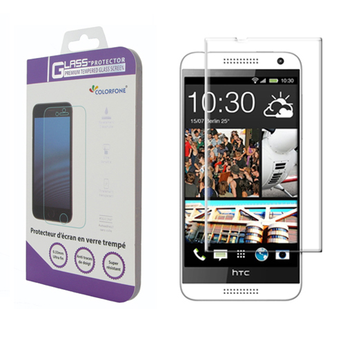 HTC Desire 626 Screen Protector - Premium Tempered Glass