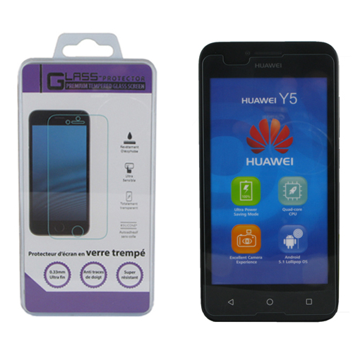 Huawei Y5 Y560 Screen Protector - Premium Tempered Glass