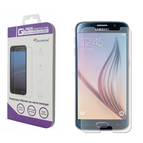 Samsung Galaxy S6 edge Screen Protector - Premium Tempered Glass