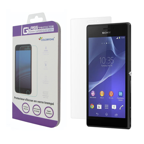 Sony Xperia Z5 Screen Protector - Premium Tempered Glass
