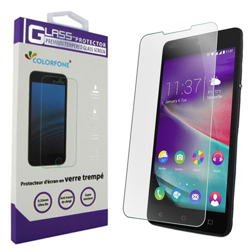 Wiko Freddy Screen Protector - Premium Tempered Glass