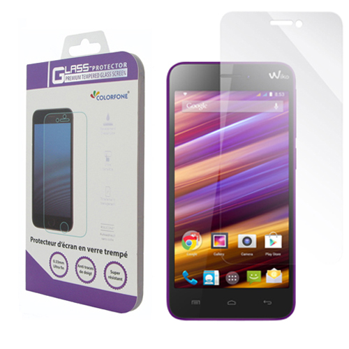 Wiko Rainbow Up Screen Protector - Premium Tempered Glass