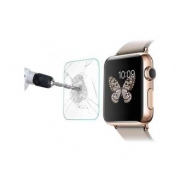 Premium Gehartetem Glas Displayschutzfolien fur Apple Watch 38mm