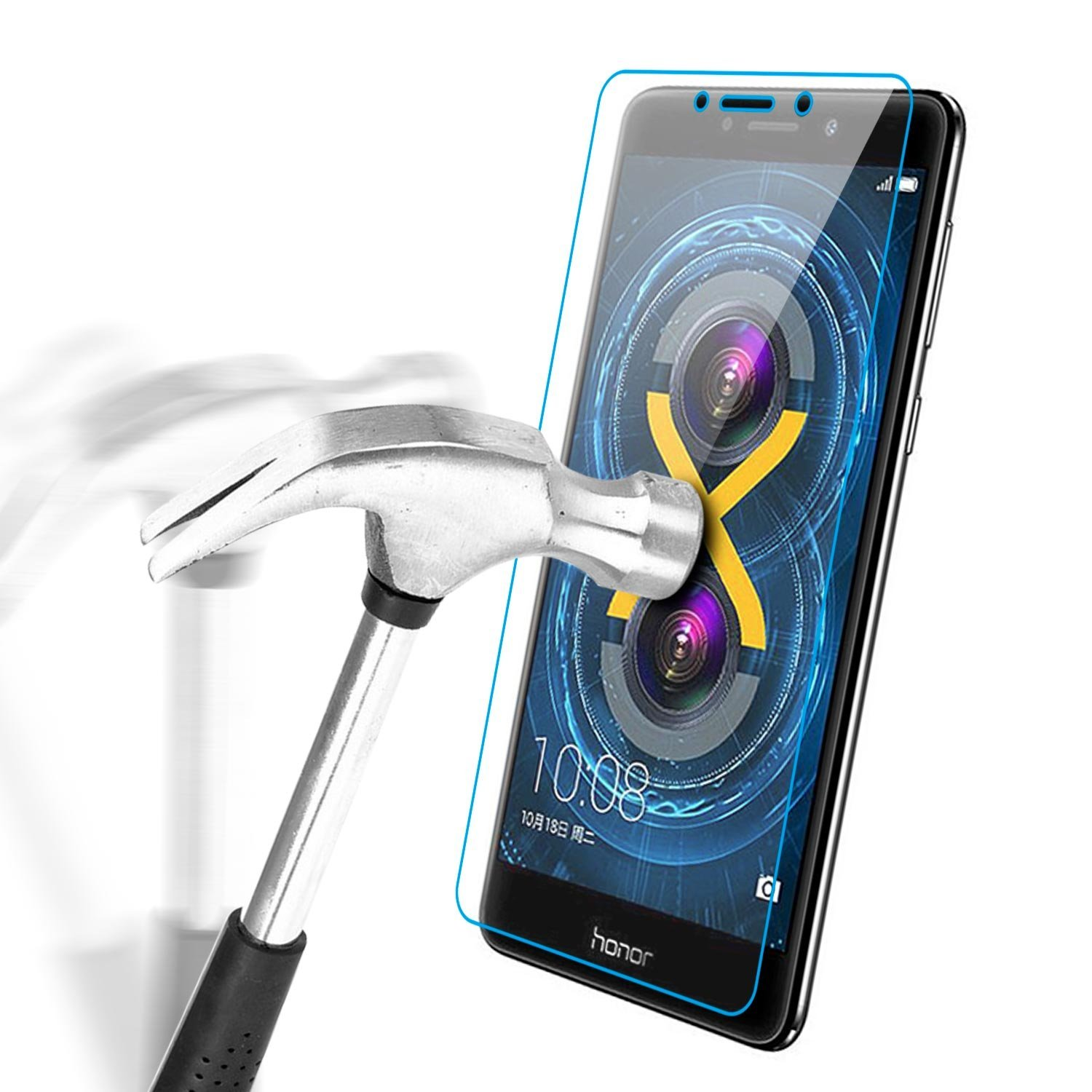 Huawei Honor 6x Screen Protector - Premium Tempered Glass